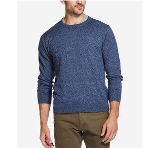 Weatherproof Vintage Cashmere Crewneck Sweater NWT